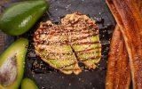 Авокадо в темпуре с угрем